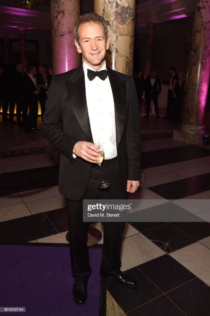 Alexander Anderson attends The Sugarplum Dinner 2017 in aid of type 1 diabetes charity JDRF at The V&A on November 14, 2017 in London, England.