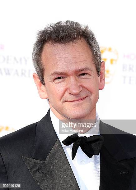 Alexander Armstrong arrives for the House Of Fraser British Academy Television Awards 2016 at the Royal Festival Hall on May 8 2016 in London England