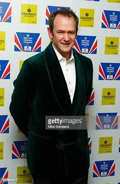 Alexander Armstrong attends the British Comedy Awards on December 12 2009 in London England