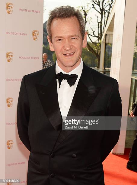 Alexander Armstrong attends the House Of Fraser British Academy Television Awards 2016 at the Royal Festival Hall on May 8 2016 in London England