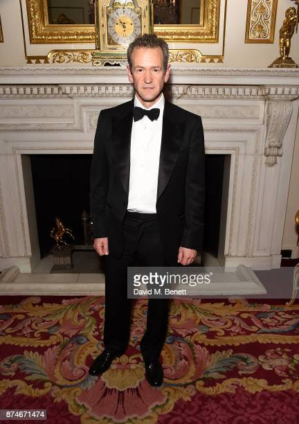 Alexander Armstrong attends the Leopard Awards in Aid of the Prince's Trust at Goldsmith's Hall on November 15 2017 in London England