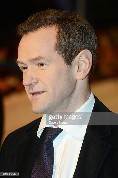 Alexander Armstrong attends the National Television Awards 2013 at The O2 Arena on January 23 2013 in London England