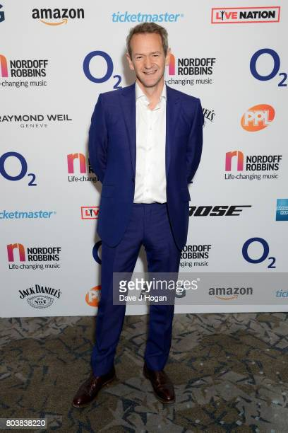 Alexander Armstrong attends the Nordoff Robbins' O2 Silver Clef Awards at The Grosvenor House Hotel on June 30 2017 in London England