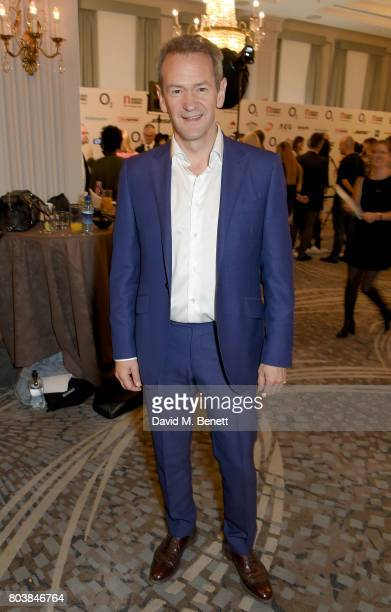 Alexander Armstrong attends the Nordoff Robbins O2 Silver Clef Awards at The Grosvenor House Hotel on June 30 2017 in London England