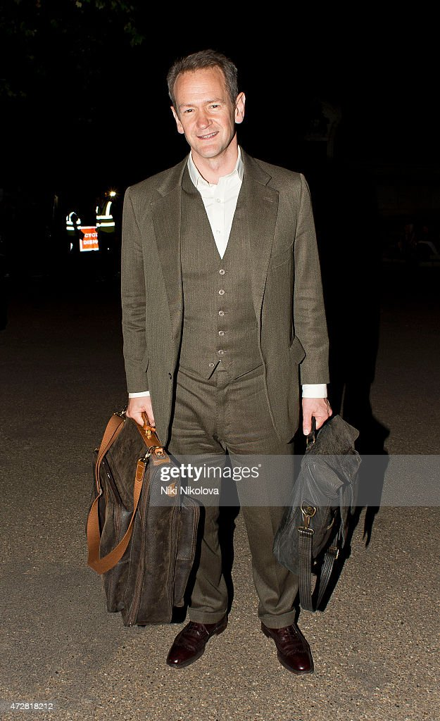 London Celebrity Sightings -  May 9, 2015