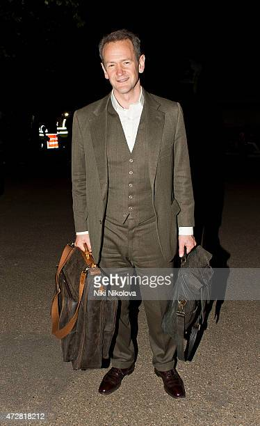 Alexander Armstrong is seen leaving the V Day Concert on May 09 2015 in London England