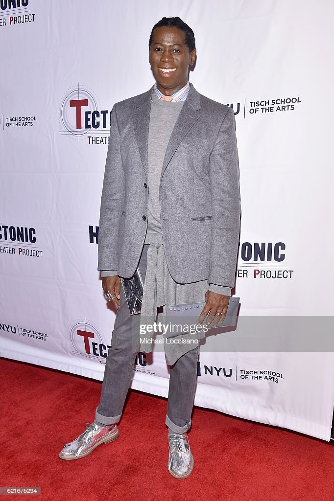 J. Alexander attends at Tectonic At 25! at the NYU Skirball Center on November 7, 2016 in New York City.