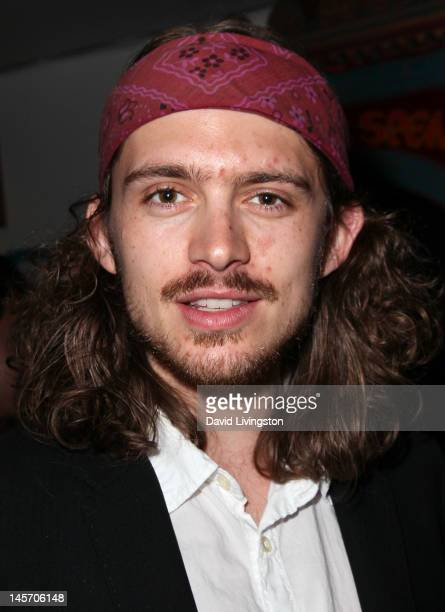 Alexander Bauer attends the opening night of 'No Way Around But Through' at the Falcon Theatre on June 3 2012 in Burbank California