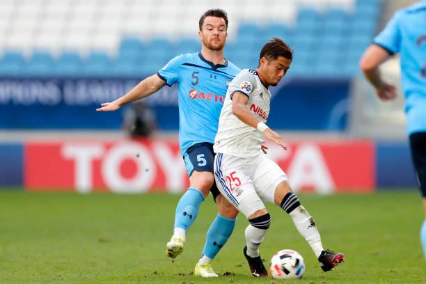 QAT: Sydney FC vYokohama F.Marinos - AFC Champions League Group H
