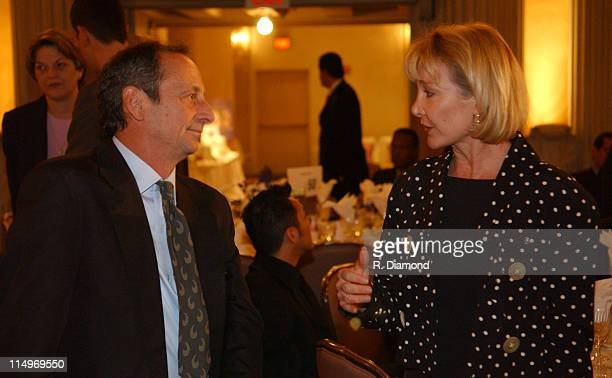 Alexander Bernstein and guest during GRAMMY Salute to Classical Music at Millenium Biltmore Hotel in Los Angeles California United States Photo by R...