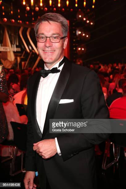 Alexander Birken CEO Otto Group during the 2nd ABOUT YOU Awards 2018 at Bavaria Studios on May 3 2018 in Munich Germany