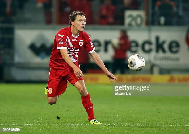 Alexander Bittroff, Einzelbild, Aktion , FC Energie Cottbus, zweite Bundesliga, Sport, Fußball Fussball, Stadion der Freundschaft Cottbus, Herren,...