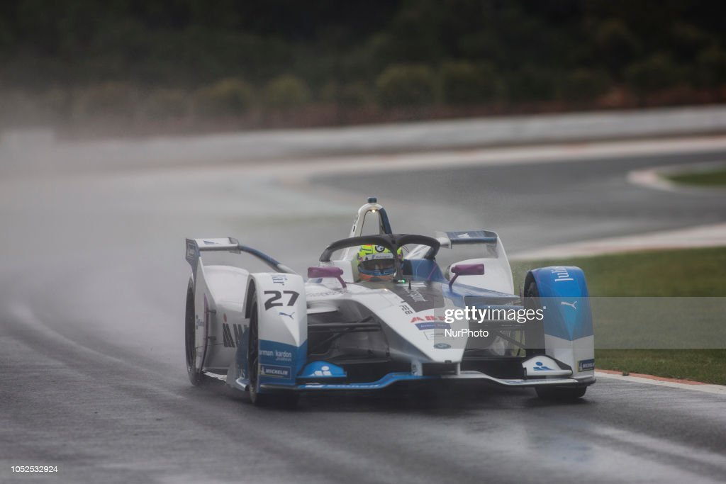 Formula E Tests Valencia : News Photo