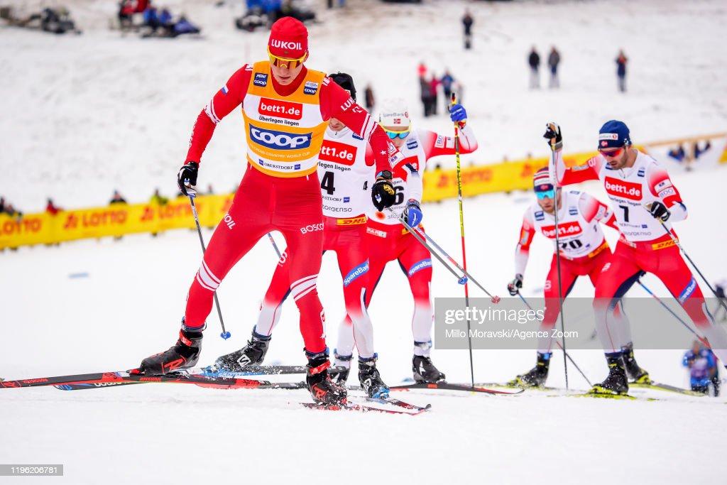 FIS Nordic World Cup - Men's and Women's Skiathlon : News Photo