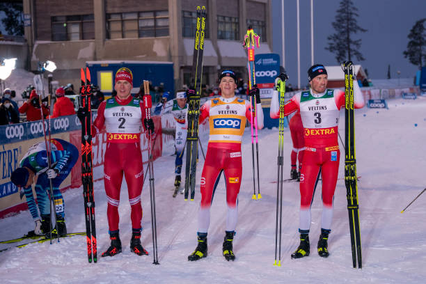 FIN: Coop FIS Cross-Country Stage World Cup Ruka - Men's 15km F Pursuit