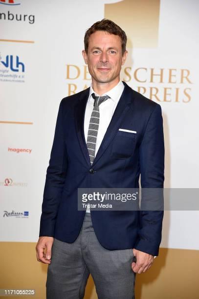 Alexander Bommes attends the Deutscher Radiopreis at Elbphilharmonie on September 25 2019 in Hamburg Germany