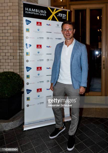 Alexander Bommes attends the Hamburg Open 2019 Players Party at Tortue on July 23 2019 in Hamburg Germany