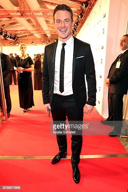 Alexander Bommes during the Bambi Awards 2016 arrivals at Stage Theater on November 17 2016 in Berlin Germany