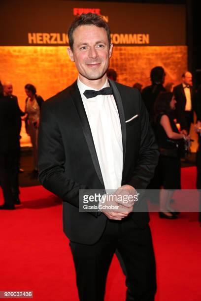 Alexander Bommes during the Goldene Kamera reception on February 22 2018 at the Messe Hamburg in Hamburg Germany