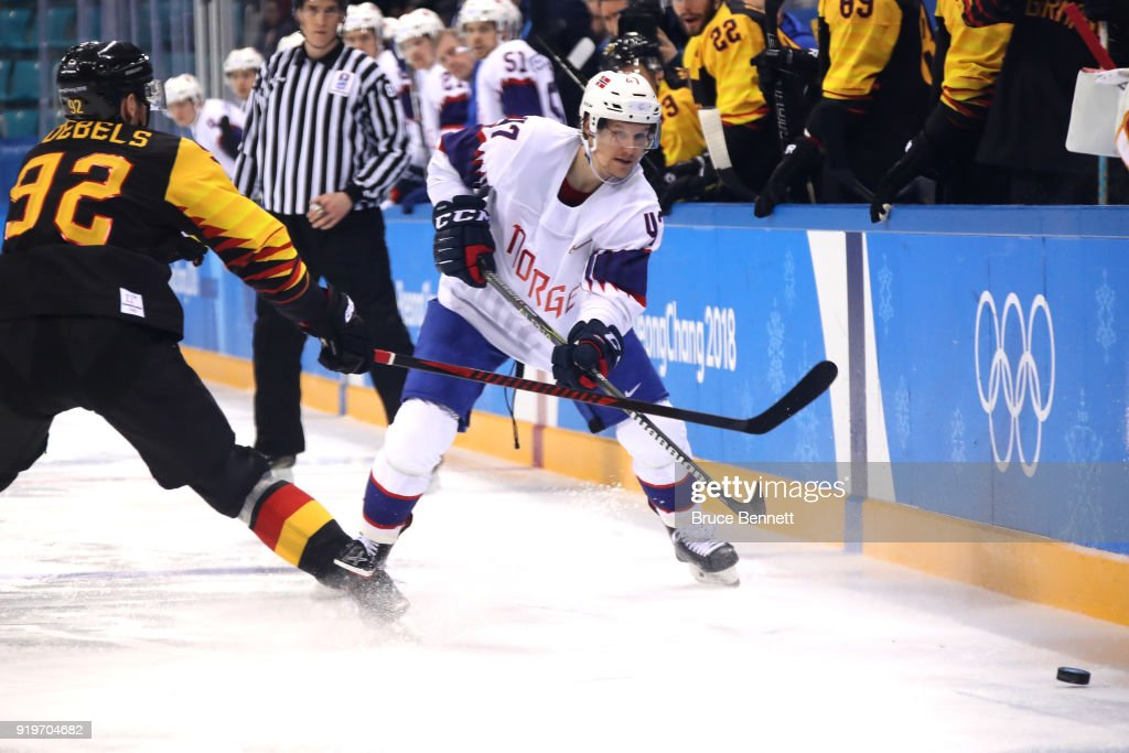 Ice Hockey - Winter Olympics Day 9