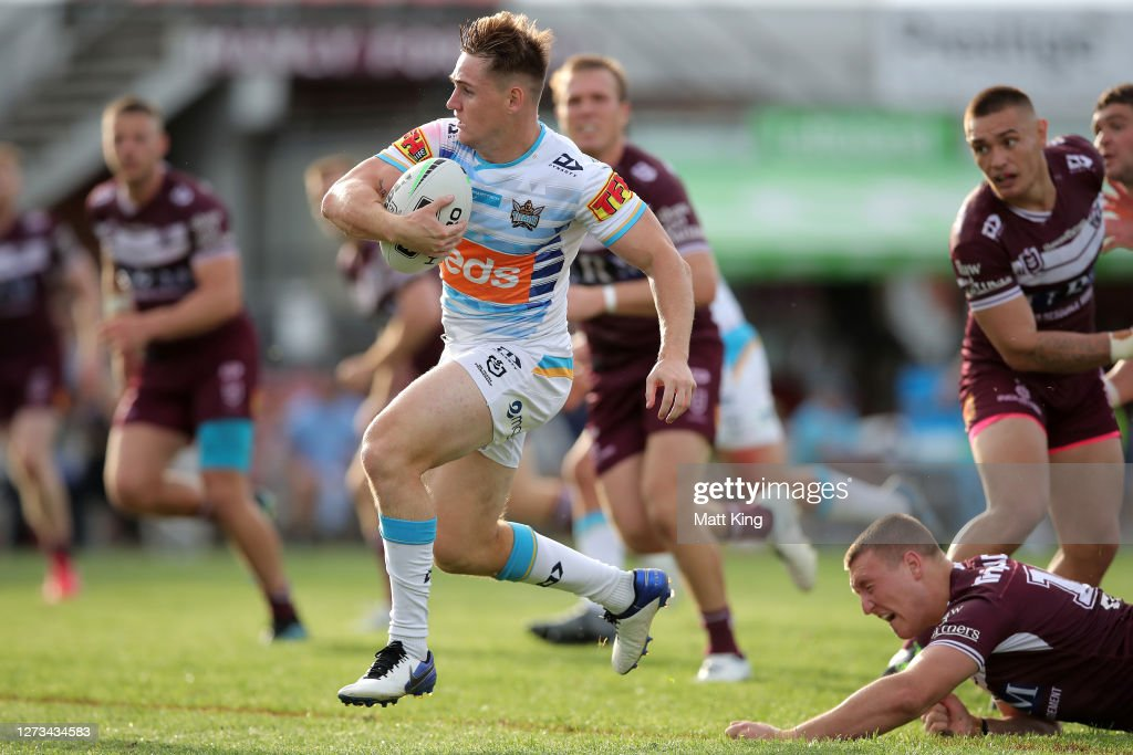 NRL Rd 19 - Sea Eagles v Titans : News Photo
