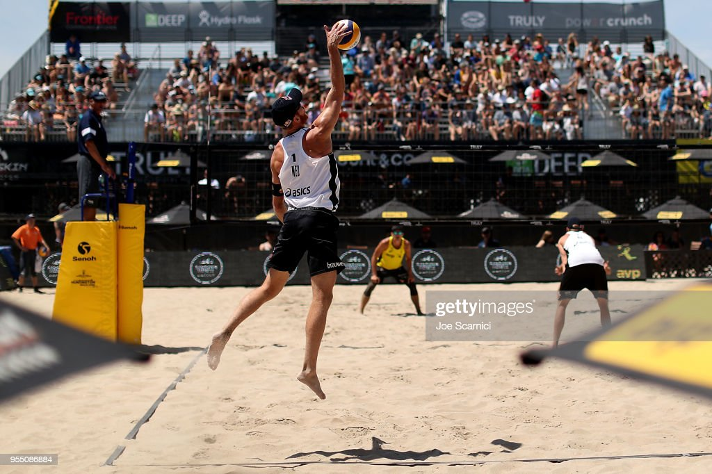 FIVB Huntington Beach Open Presenting Sponsor AVP