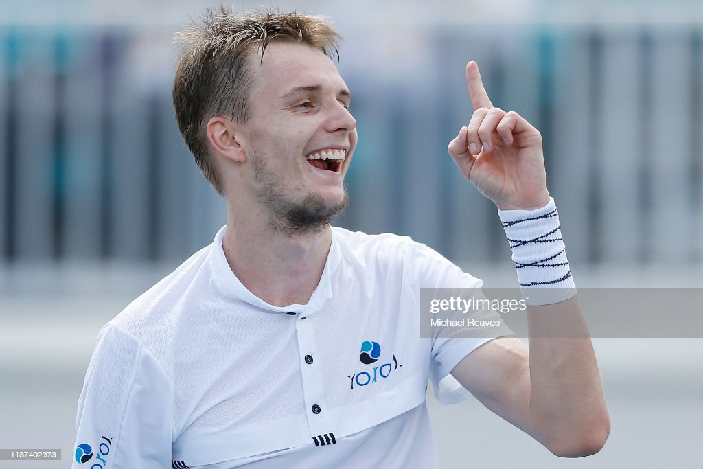 Miami Open 2019 - Day 4 : News Photo