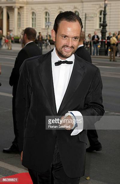 Alexander Count von SchoenburgGlauchau attends the Sustainability Award at the Deutsche Historische Museum on April 29 2009 in Berlin Germany