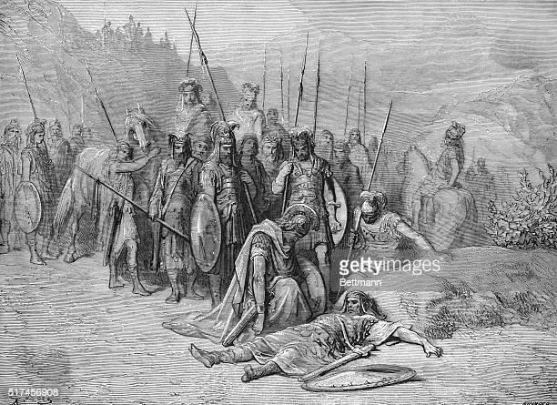 Alexander Discovering the Body of Darius