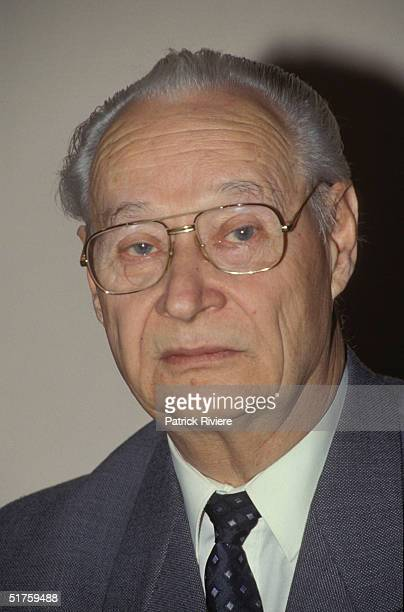 NOVEMBER 1991 Alexander Dubcek in Sydney during an official visit He was a Slovakian politician and briefly leader of Czechoslovakia