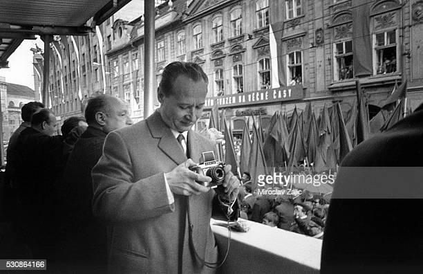 Alexander Dubcek was First Secretary of the Communist Party in Czechoslovakia between 1968 and 1969 He was responsible for the liberalizing reforms...