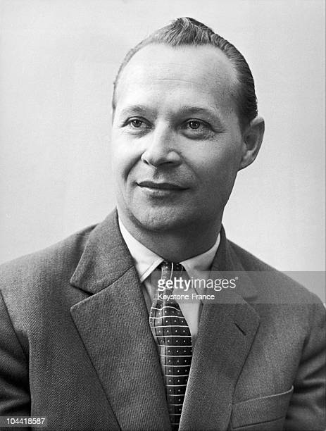 Alexander Dubcek Who Has Become The First Secretary Of The Central Committee Of The Czechoslovakian Communist Party