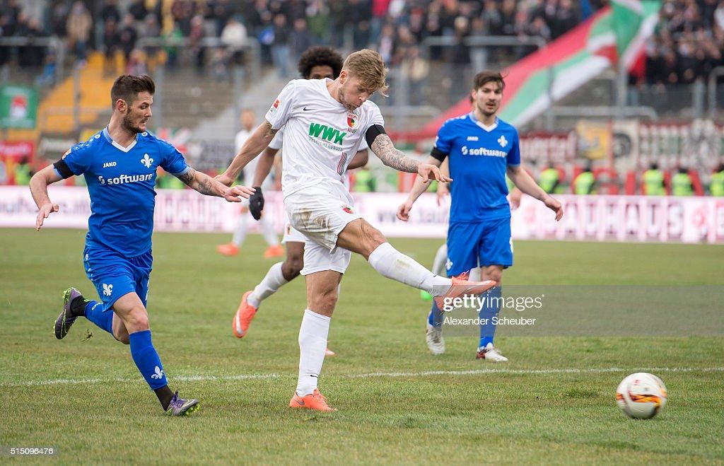 SV Darmstadt 98 v FC Augsburg - Bundesliga : News Photo