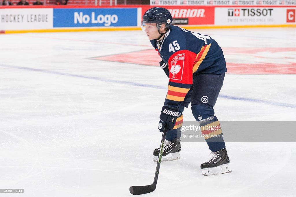 Djurgarden Stockholm v Lukko Rauma  - Champions Hockey League Round of 8 : News Photo