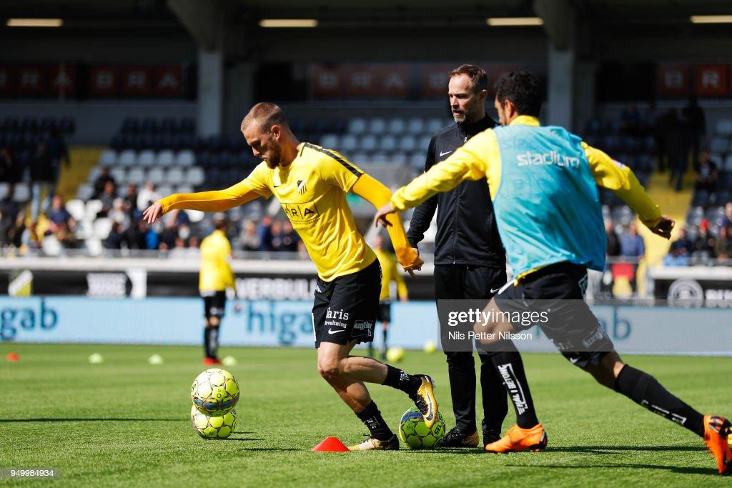 BK Hacken v Hammarby IF - Allsvenskan