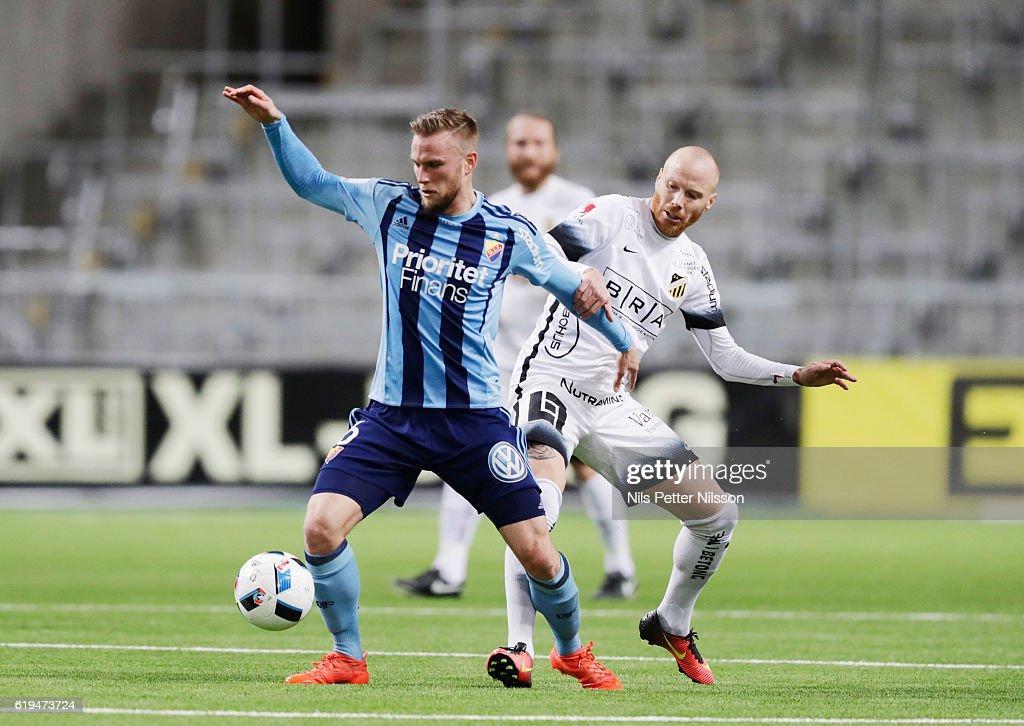 Djurgardens IF v BK Hacken - Allsvenskan