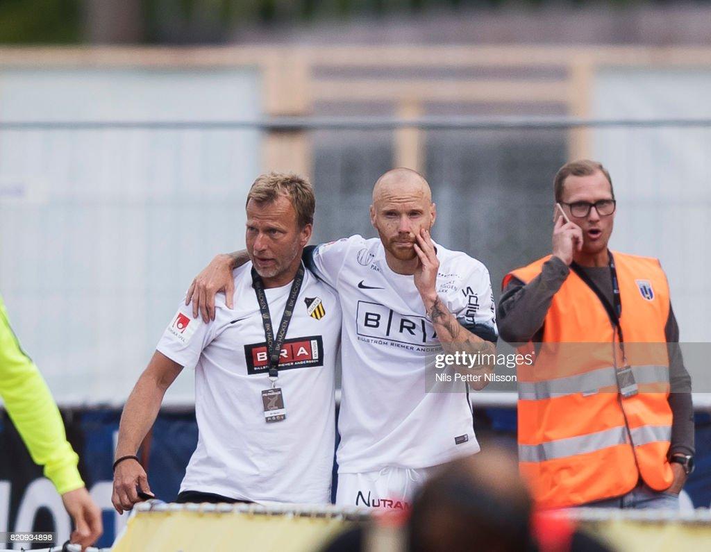 IK Sirius FK v BK Hacken - Allsvenskan