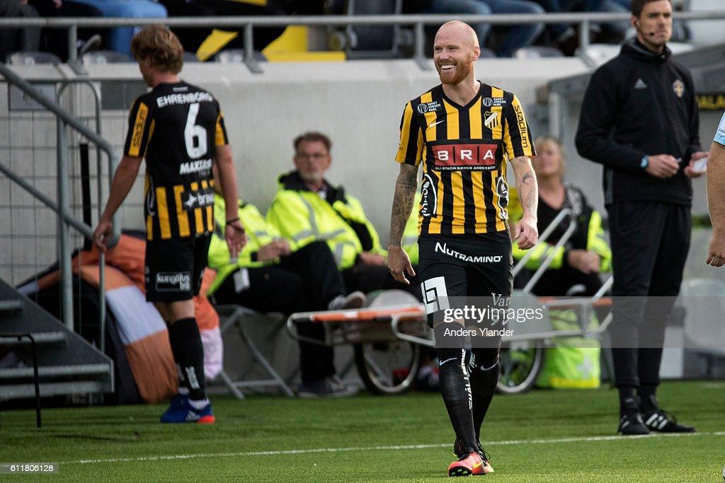 BK Hacken v Malmo FF - Allsvenskan