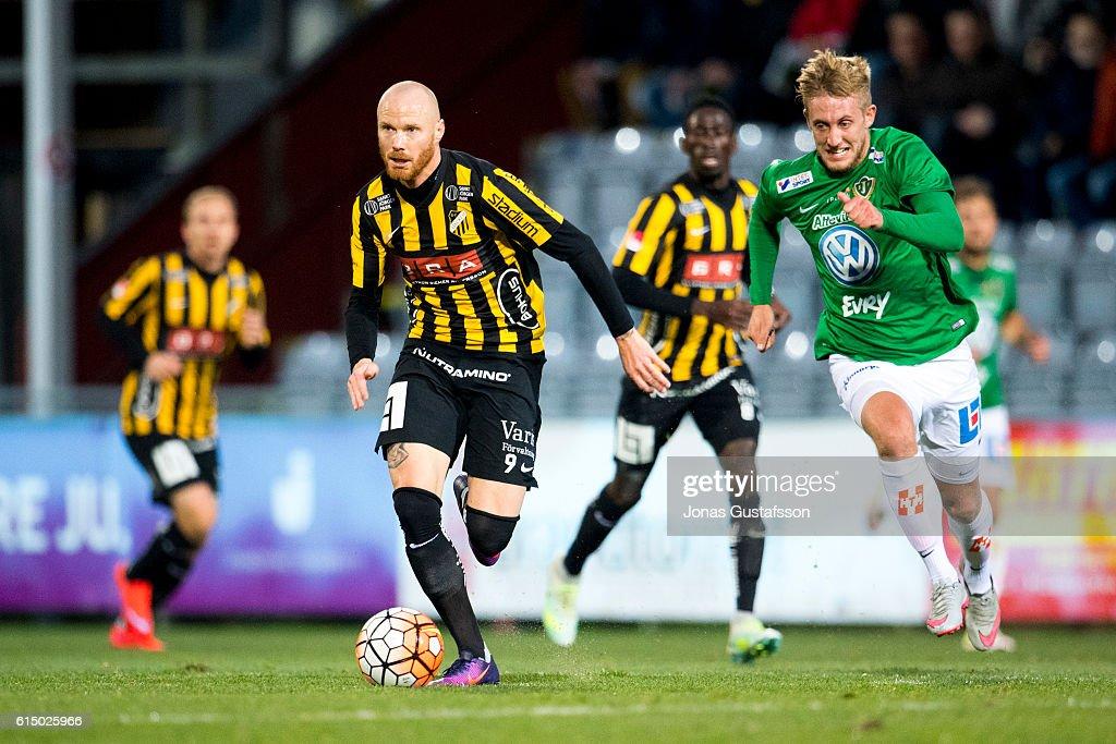 Jonkoping Sodra IF v BK Hacken - Allsvenskan