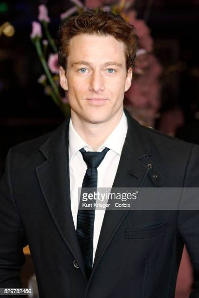 Alexander Fehling arrives at the Opening Night of the 67th Berlin Film Festival in Berlin Germany on February 08 2017 EDITORS NOTE Image has been...