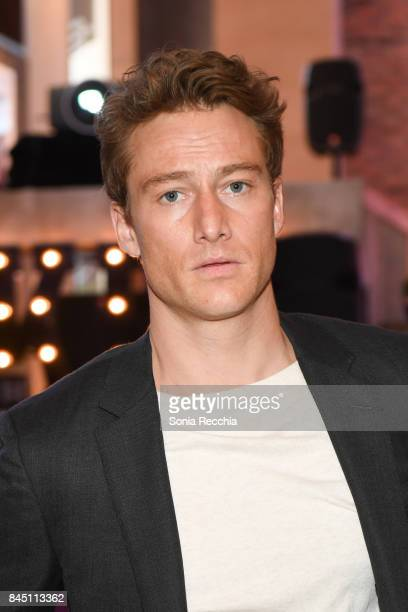Alexander Fehling attends NKPR IT House x Producers Ball with Nylon Magazine and Coveteur Portrait Studios on September 9 2017 in Toronto Canada