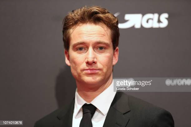 Alexander Fehling during the European Film Awards at Teatro de la Maestranza on December 15 2018 in Seville Spain