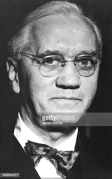 Alexander Fleming*06081881Scientist physician microbiologist Great BritianNobel Prize in medicine 1945
