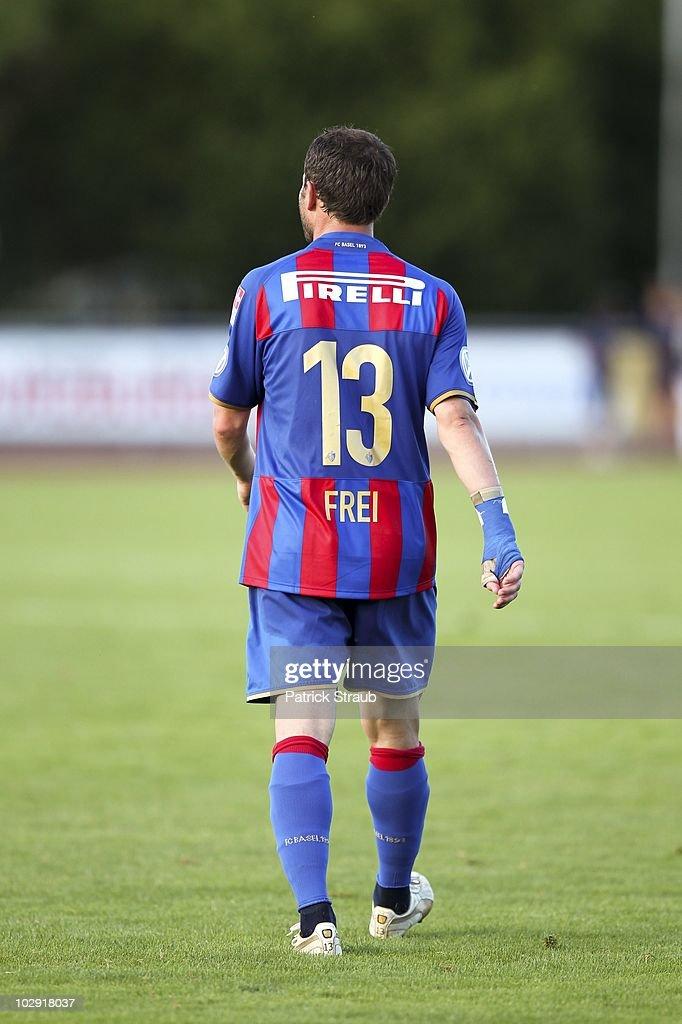 FC Basel v SV Weil am Rhein - Friendly Match