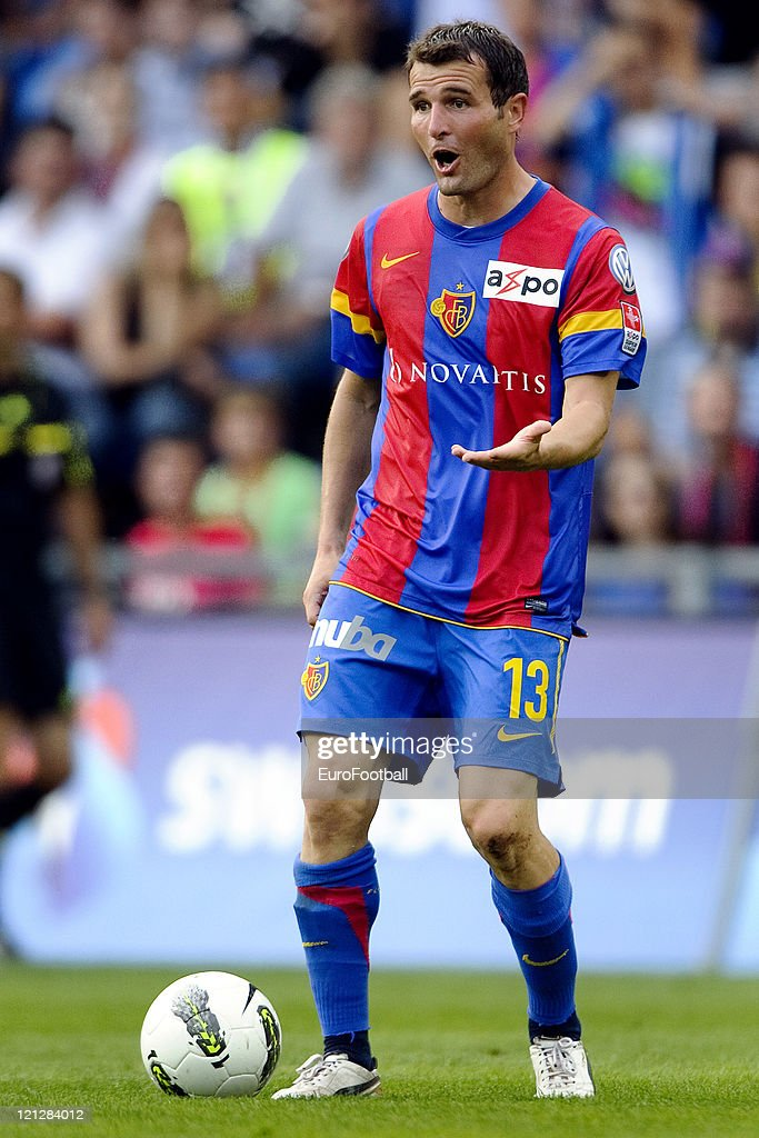 FC Basel 1893 v FC Zurich - Swiss Axpo Super League