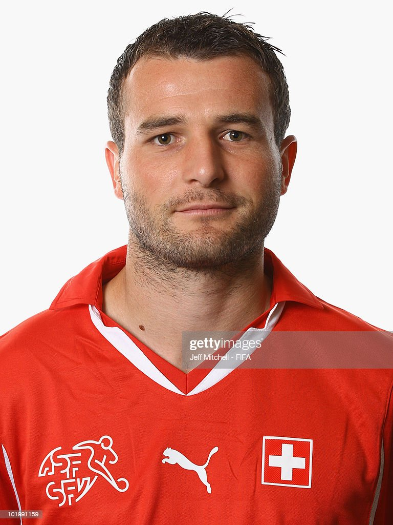Switzerland Portraits - 2010 FIFA World Cup