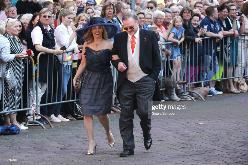 Wedding Of Prince Ernst August Of Hanover Jr. And Ekaterina Malysheva : News Photo