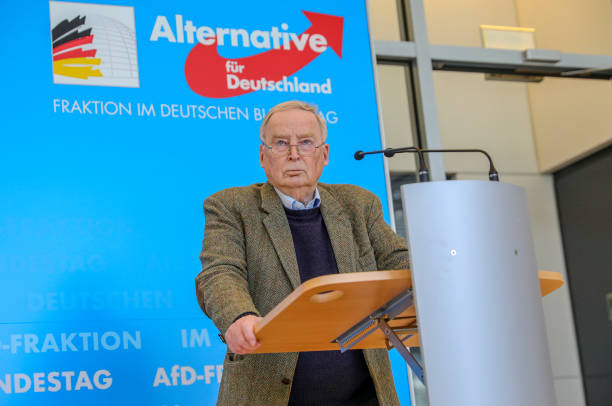 DEU: Germany Places Entire AfD Political Party Under Potential Surveillance