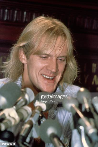 Alexander Godunov circa 1978 in New York City