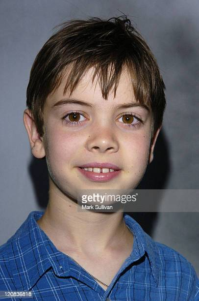 Alexander Gould voice of Nemo during Young Artist AwardsArrivals at The Sportsmen's Lodge in Studio City California United States